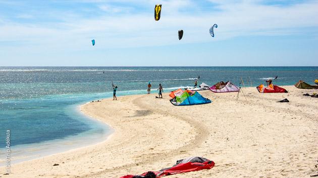 Kite safari aux Philippines, avec coaching pour kiteurs autonomes