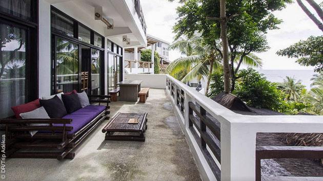 Une villa de rêve à Boracay, pour un repos bien mérité entre vos sessions kite