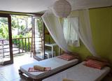 Votre hébergement en bungalow sur le spot de kite de Bulabog à Boracay - voyages adékua