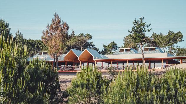 Un hébergement grand luxe vous accueille pendant vos vacances kitesurf au Portugal, à Viana do Castello