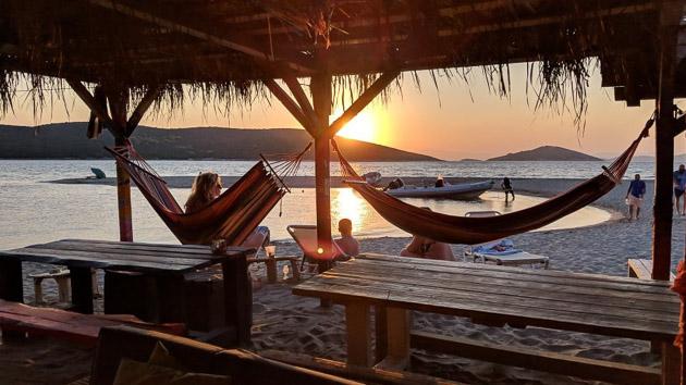Détente et kitesurf pour des vacances inoubliables à Evia en Grèce