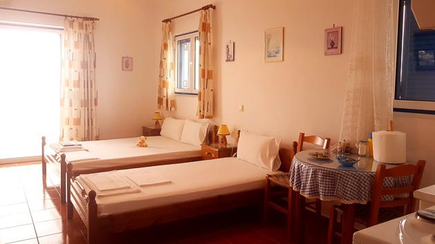 Votre logement tout confort pour un kite trip de rêve en Grèce