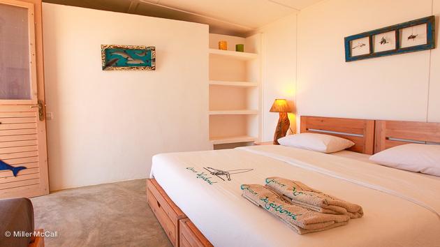votre chambre tout confort pour votre séjour kite à Dakhla