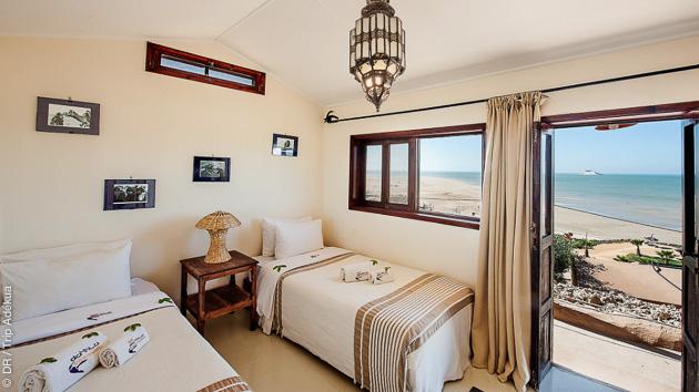 Votre bungalow dans notre kitesurf camp de Dakhla avec des prestations de qualité