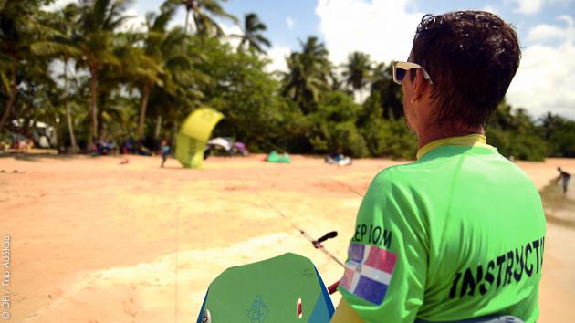 3 jours de stage de kite en République Dominicaine