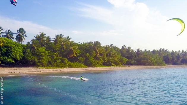 Un stage de kitesurf en République Dominicaine pour progresser