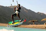 Votre kite trip à Dahab sur le spot de Blue Lagoon - voyages adékua