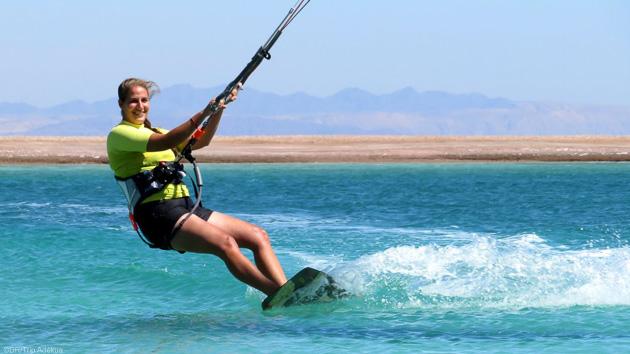 Vos plus belles sessions de kite à Dahab en Egypte