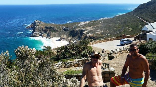 Découverte de la région du Cap, entre kitesurf et safari