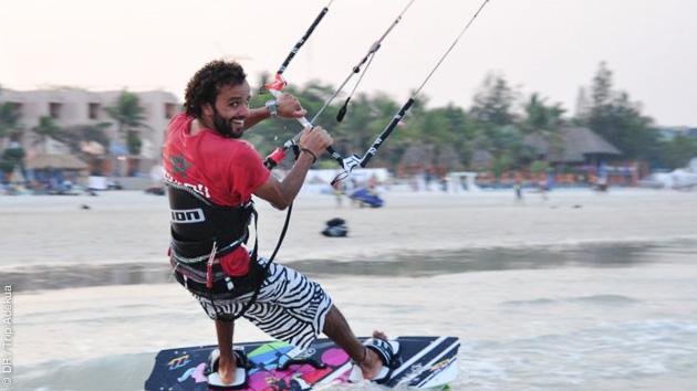 Dépaysement total pour ce séjour kitesurf avec hôtel, guide et storage matos à Essaouira