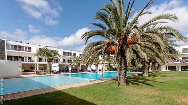 Votre hôtel 4 étoiles tout confort au Cap Vert