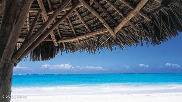 spot de rêve à Zanzibar pour des vacances kite