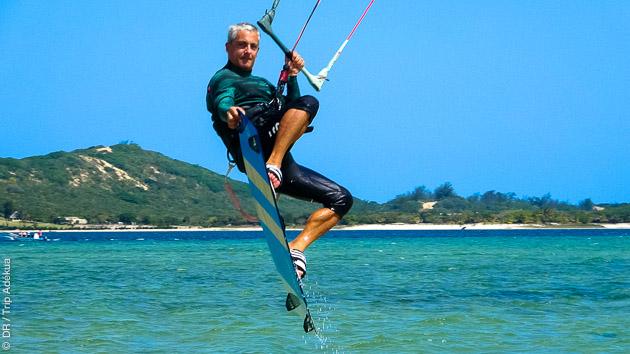 Votre séjour kitesurf de rêve au Mozambique