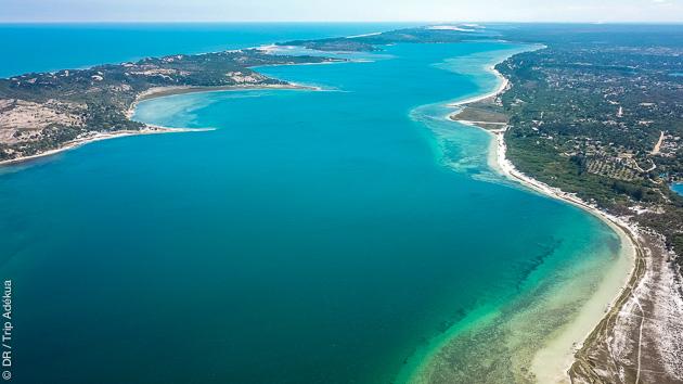 La lagune de Bilene, votre spot de kite de rêve au Mozambique