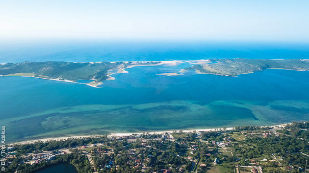 Votre spot de kite de rêve au Mozambique : la lagune de Bilene