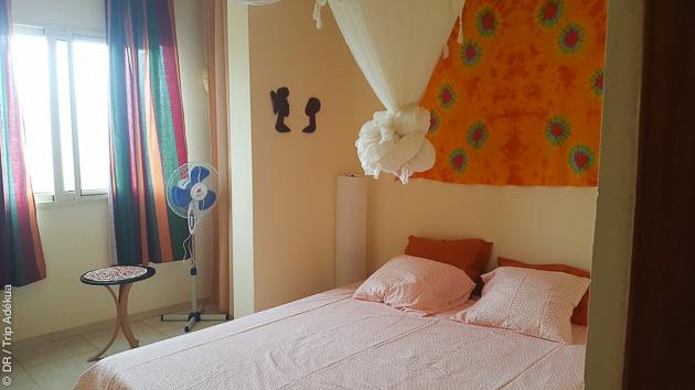 Initiation au kitesurf au Cap Vert avec logement en appartement