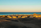 Votre hébergement au sein de l'éco-village de Wadi Lahami - voyages adékua