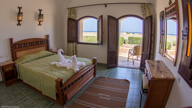 Votre hôtel tout confort face au spot de Wadi Lahami