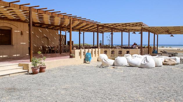 Votre hébergement tout confort à Hamata en Egypte