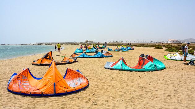 Un séjour kitesurf de rêve en Egypte sur la mer Rouge