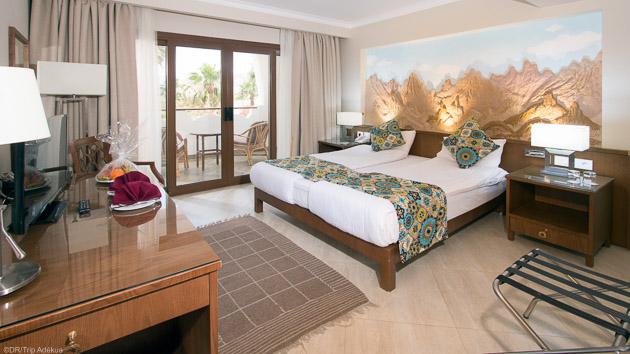 Votre hôtel 4 étoiles tout confort à Dahab en Egypte