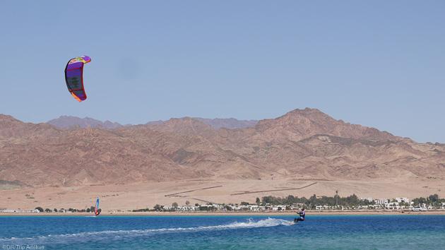 Découvrez et progressez en kite pendant votre séjour en Egypte