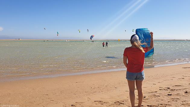 Un séjour kitesurf de rêve en Egypte dans le Sinaï