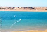 Votre stage de kite sur la magnifique lagune de Dakhla - voyages adékua