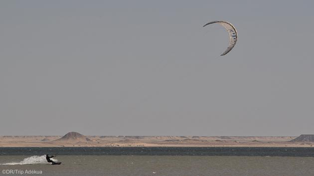 Des sessions kitesurf inoubliables pendant votre séjour à Dakhla au Maroc