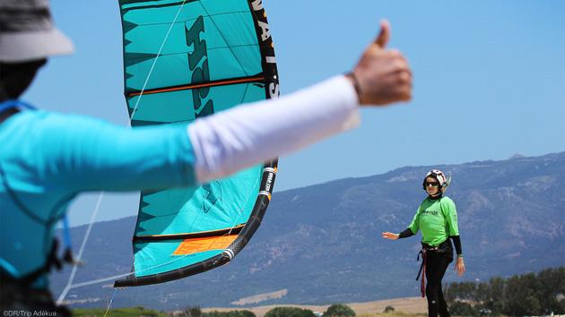 Des cours de kitesurf sur les meilleurs spots de Tarifa en Espagne