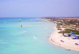 Votre stage de kite sur les spots de fous d'Aruba - voyages adékua