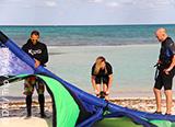 6 heures de stage de kite sur le super spot de Cayo Coco - voyages adékua