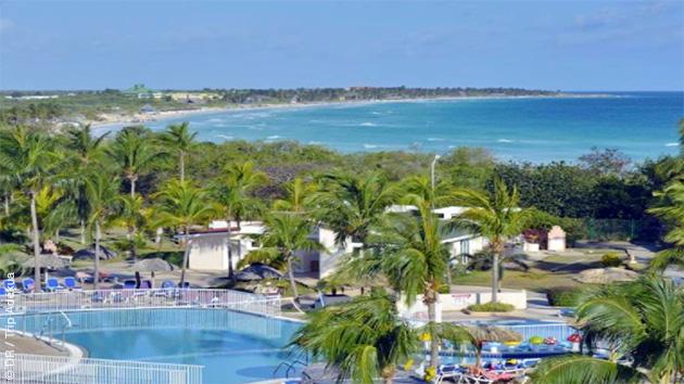 Un séjour Kite à Cayo Coco en hôtel All Inclusive, avec cours de perfectionnement ou freestyle