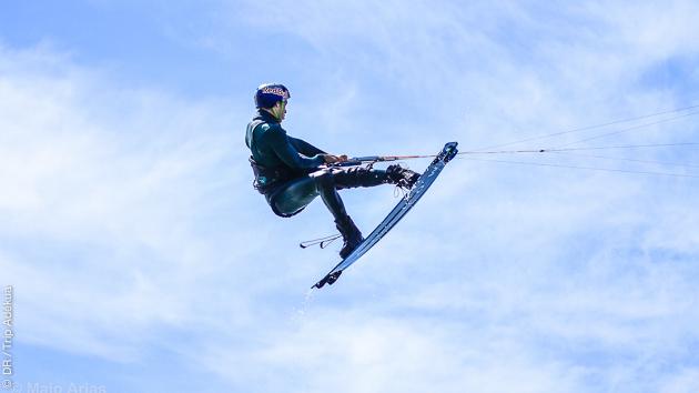 Bungalow de luxe et cours semi-privés de kite pour ce séjour de rêve