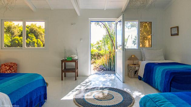 Votre bungalow tout confort face au spot de Dakhla au Maroc