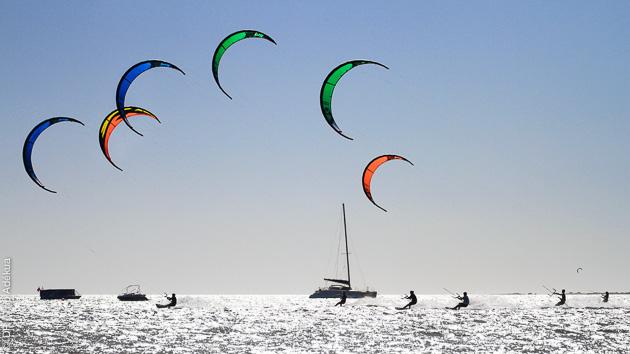 Naviguez dans les meilleures conditions sur la lagune de Dakhla au Maroc