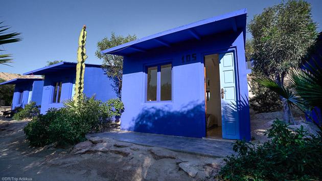 Des bungalows confortables pour profiter de votre séjour kitesurf à Dakhla