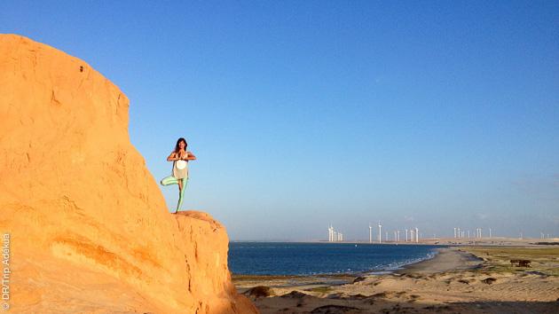 Location d'une villa luxe pour votre séjour stage de kitesurf au Brésil, dans un cadre de rêve pour le kite et la détente