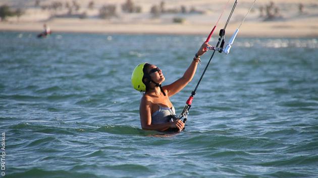 Des cours de kitesurf à Pontal, une villa de luxe : un séjour sur mesure sur un spot de rêve