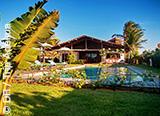 Votre villa de luxe pour 10 personnes à Pontal de Macéio pendant vos vacances kite au Brésil - voyages adékua