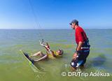 Votre stage de kite et les conditions de navigation à Djerba - voyages adékua