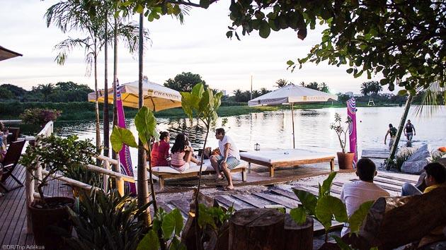 Un séjour unique kite et détente au Brésil
