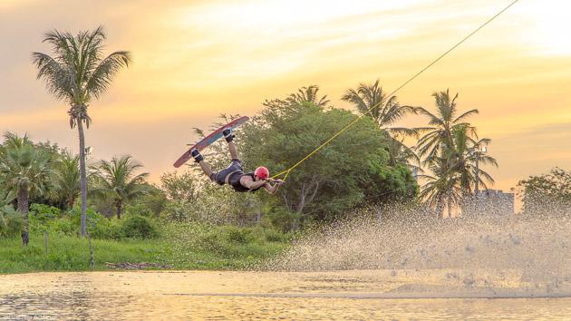 Votre séjour kitesurf au Brésil dans la région de Taiba