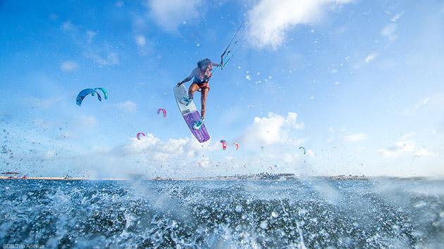 Naviguez en kite sur les plus belles pages du Brésil