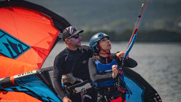 Un séjour kite inoubliable aux Antilles