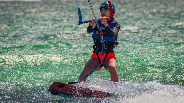 Des cours de kitesurf parfaits pour progresser pendant vos vacances en Guadeloupe