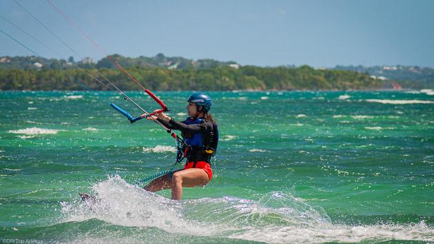 Vos vacances kite de rêves sur les meilleurs spots de Guadeloupe