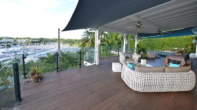 Votre villa grand luxe en Guadeloup pour un séjour kitesurf parfait