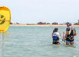 Votre stage de kite sur un magnifique lagon brésilien - voyages adékua