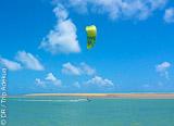 Du kite et la découverte d'Ilha do Guajiru - voyages adékua